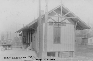The CL&N Mason Station