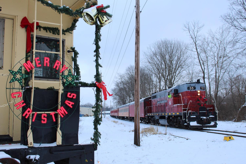 North Pole Express — Lebanon Mason Monroe Railroad