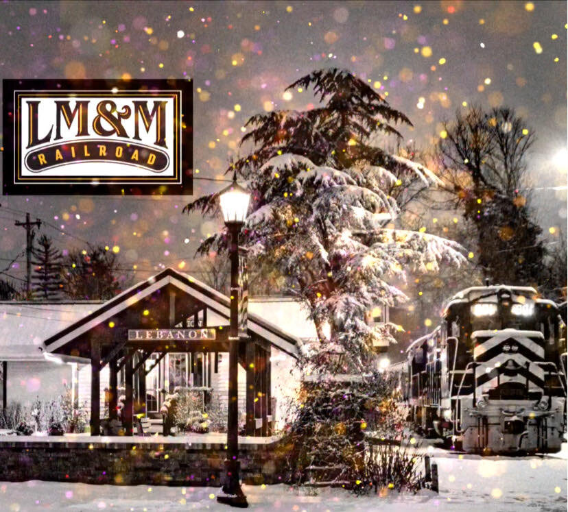 Join us for a magical start to the Holiday Season - the 2019 LM&M Railroad's Holiday Illumination on November 15, starting at 7:00pm.