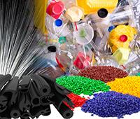 Plastics, rubber, cable
