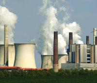 power plants / mining