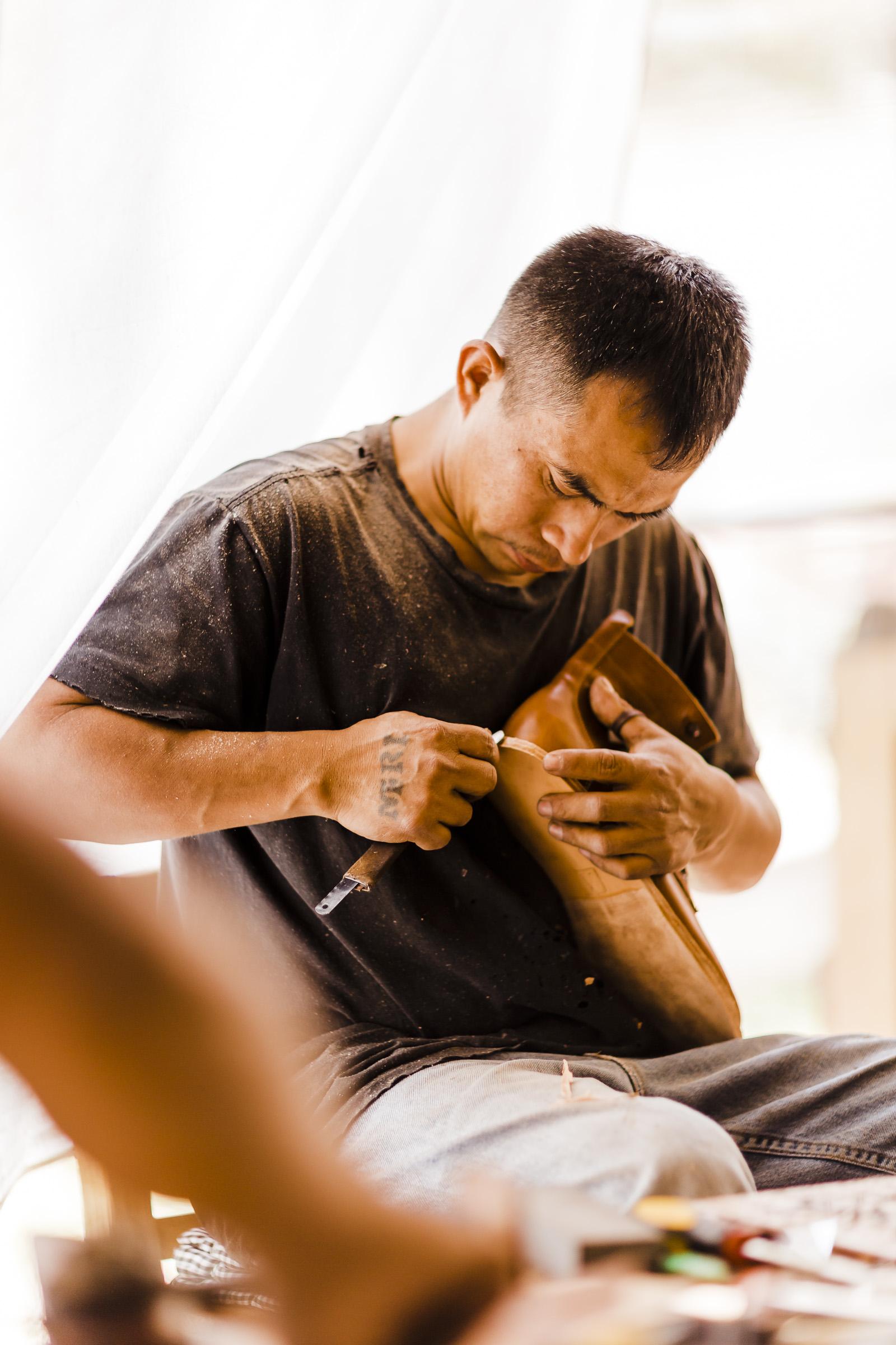 Stories - Shoemakers from Gautemala