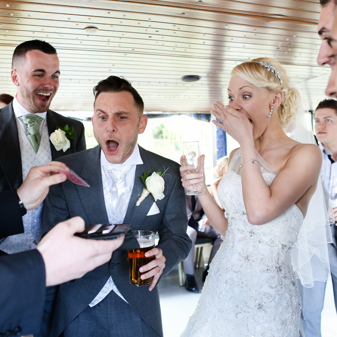 Wedding Reaction - 2013