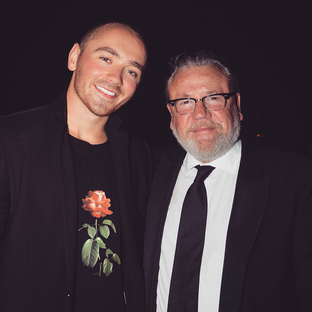 """I like yourstyle son!"" - RAY WINSTONE★★★★★"