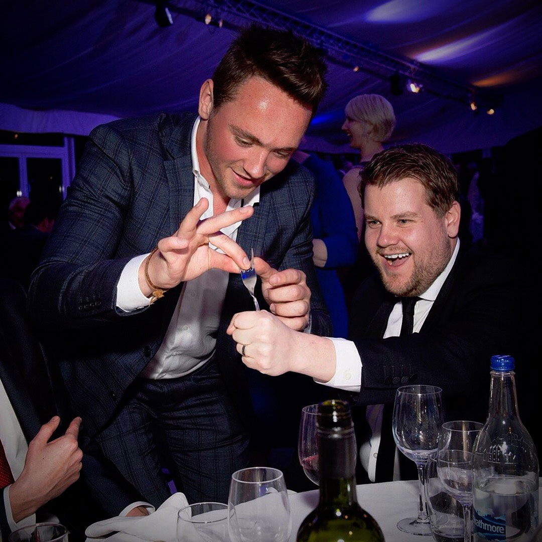 """""""NEVER SEEN ANYTHING LIKE THAT BEFORE, TOP CLASS!"""" - JAMES CORDEN★★★★★"""