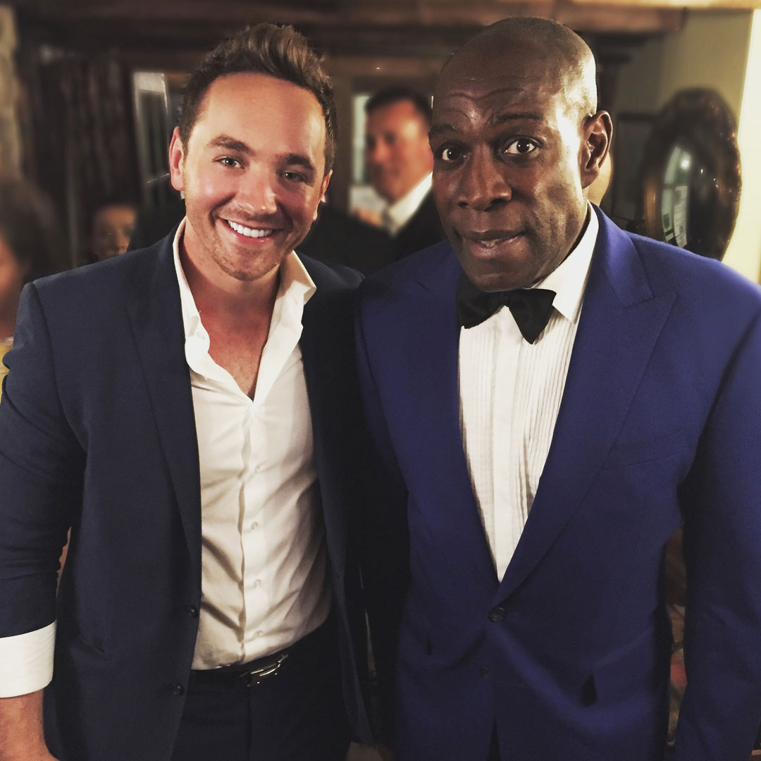 """""""that was world class!"""" - FRANK BRUNO★★★★★"""