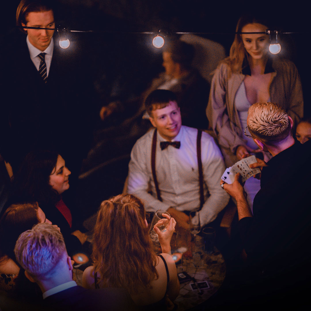PRIVATE PARTIES - LEARN MORE