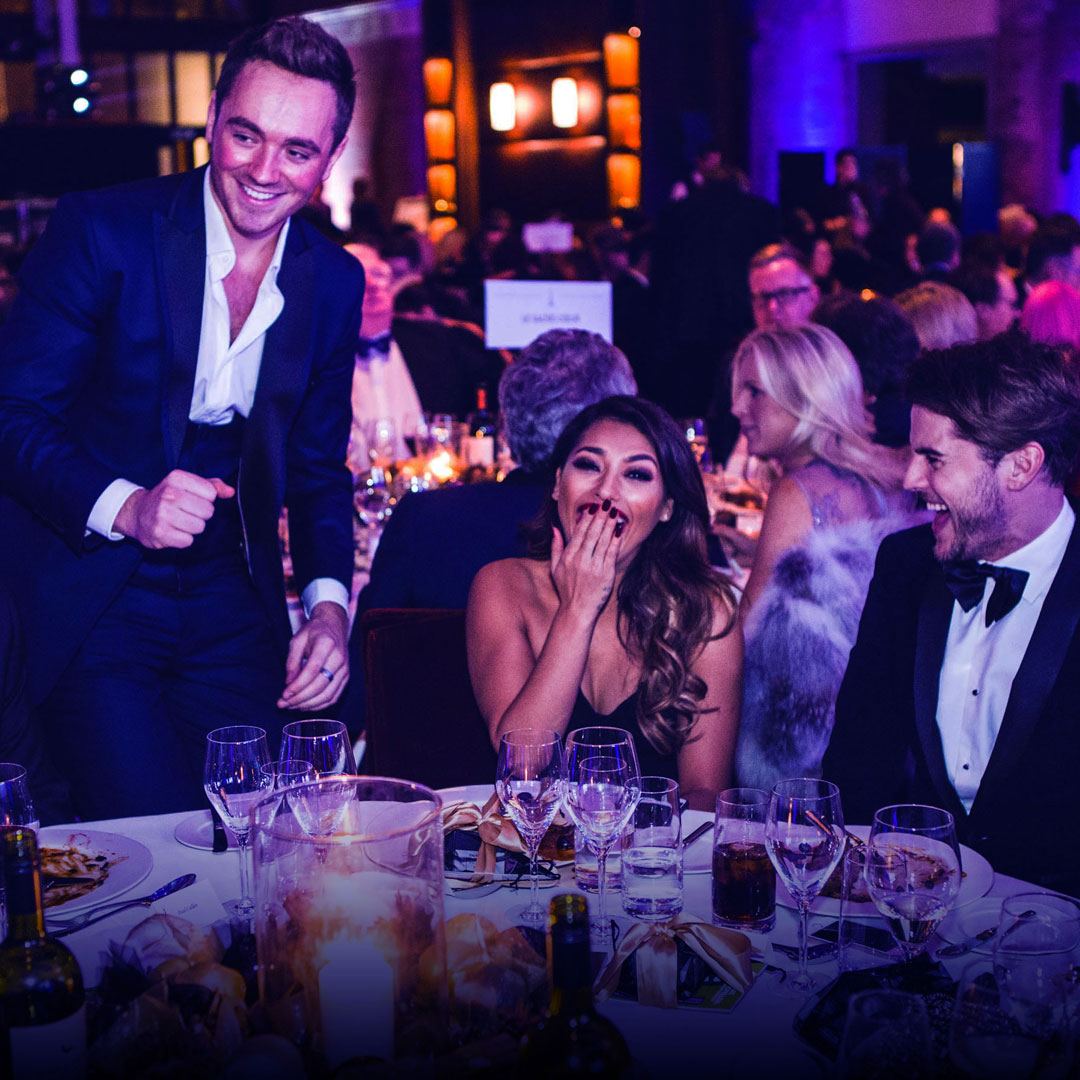 CORPORATE EVENTS - LEARN MORE