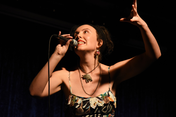 Amy Bodossian, Passionate Tongues, Brunswick Hotel