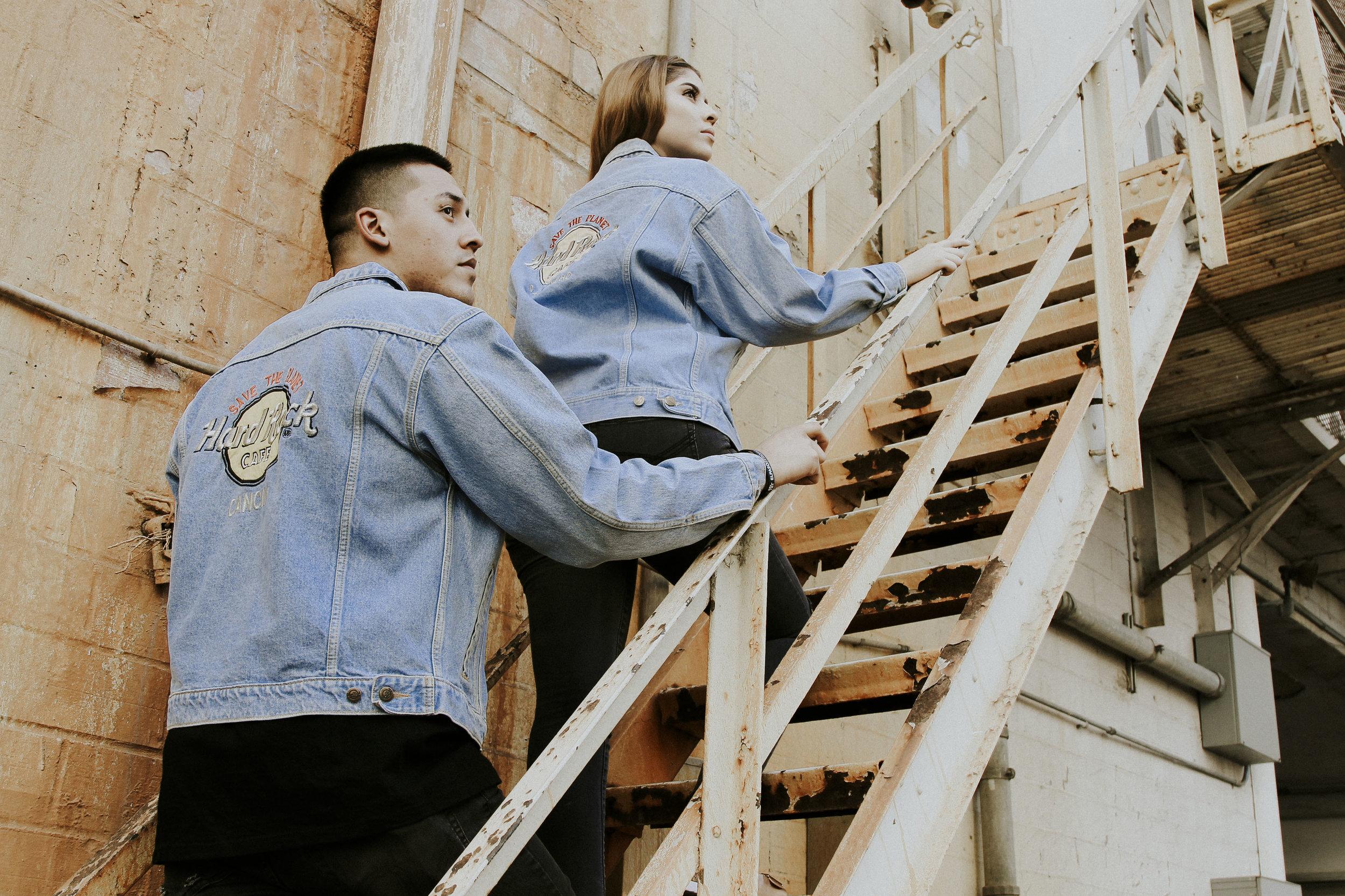 Vintage Jackets -