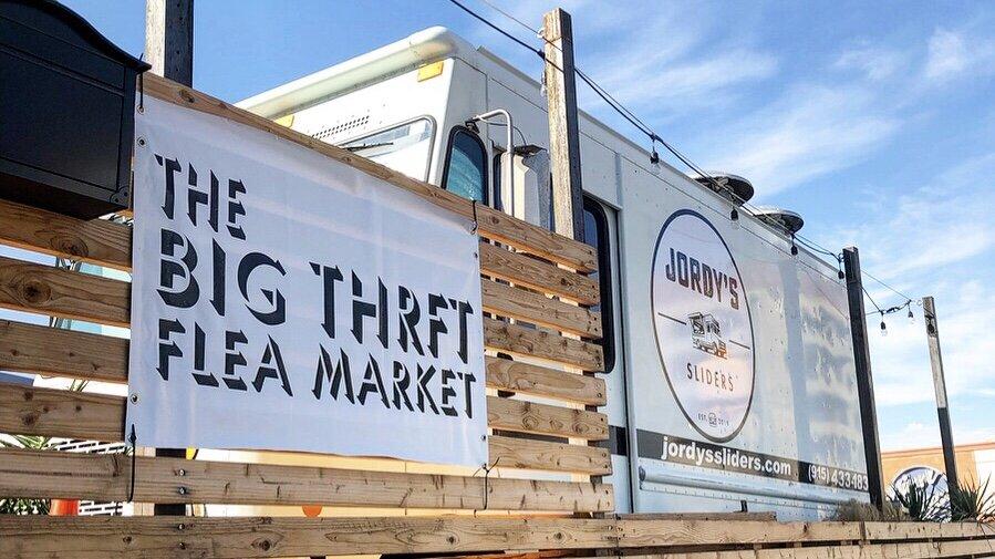 The Big THRFT Flea Market  -