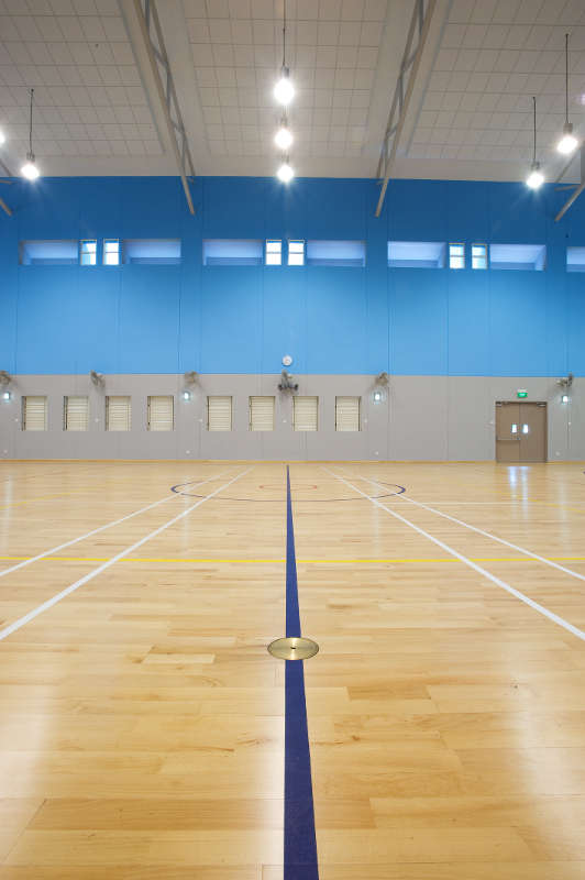 Copy of Henry Park SS- Junckers Sports flooring