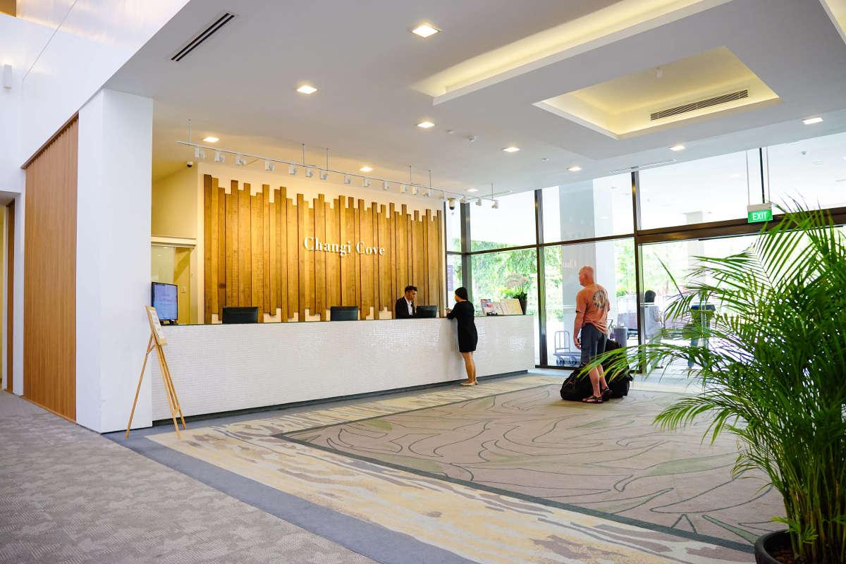 Changi Cove Hotel