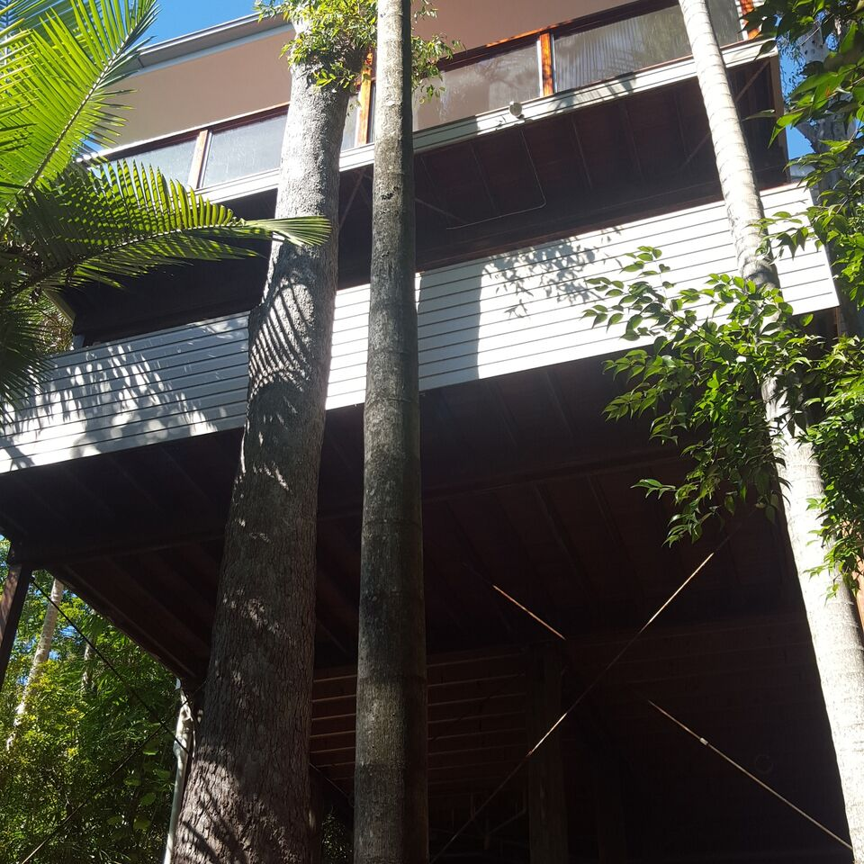 Buderim deck extension