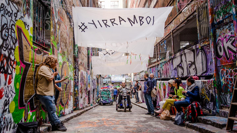 Image via YIRRAMBOI Festival website