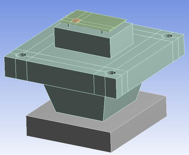 JEDEC component drop standard
