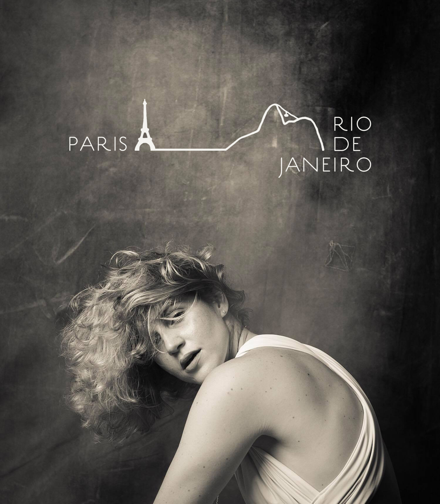 Portrait par Jorge Bispo — Rio de Janeiro, BRÉSIL — 2017