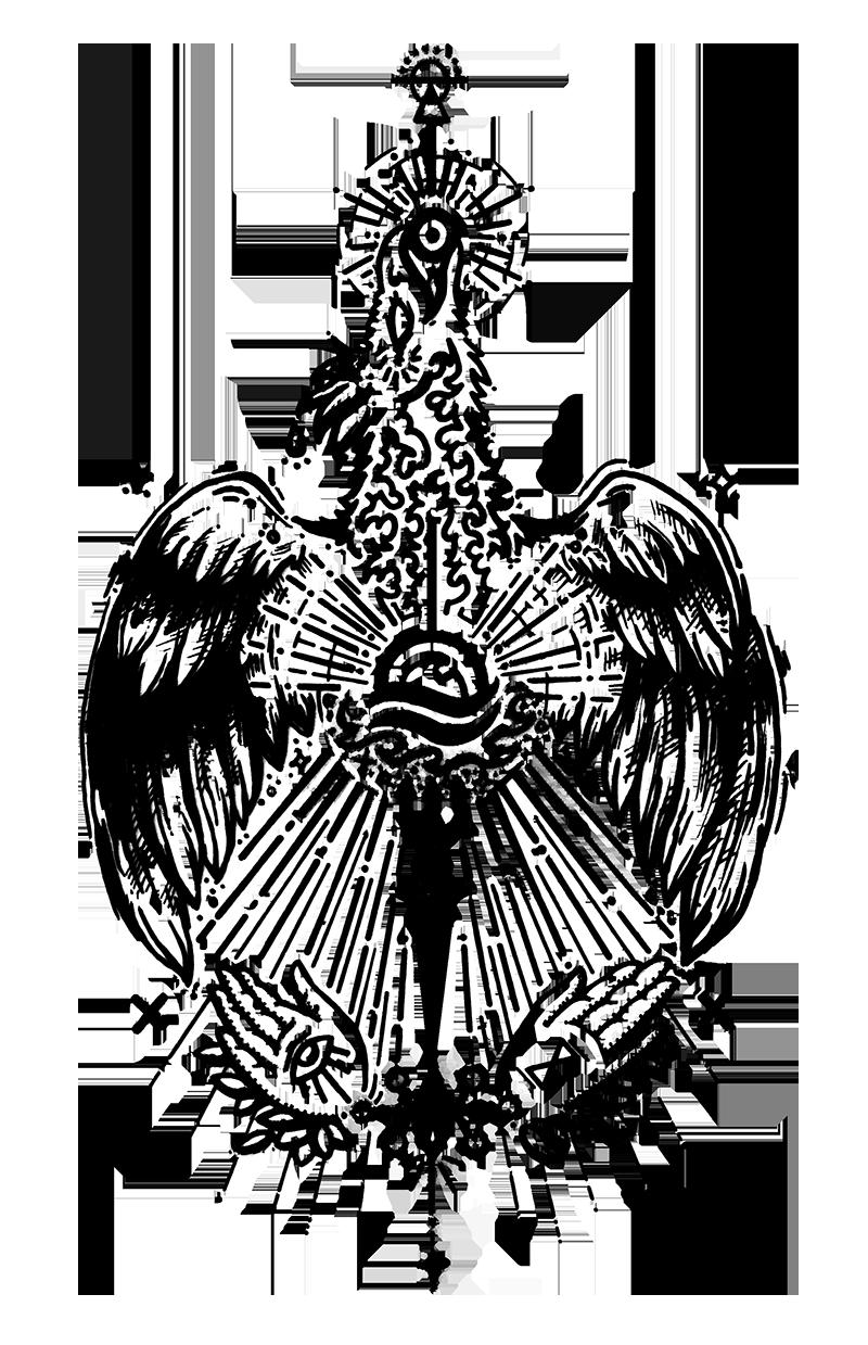 Le talisman protecteur Mocóia créé par Nuambé | ©  Mocóia