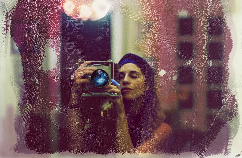 Selfportrait |  Polaroid  | La Havana, Cuba - 2015