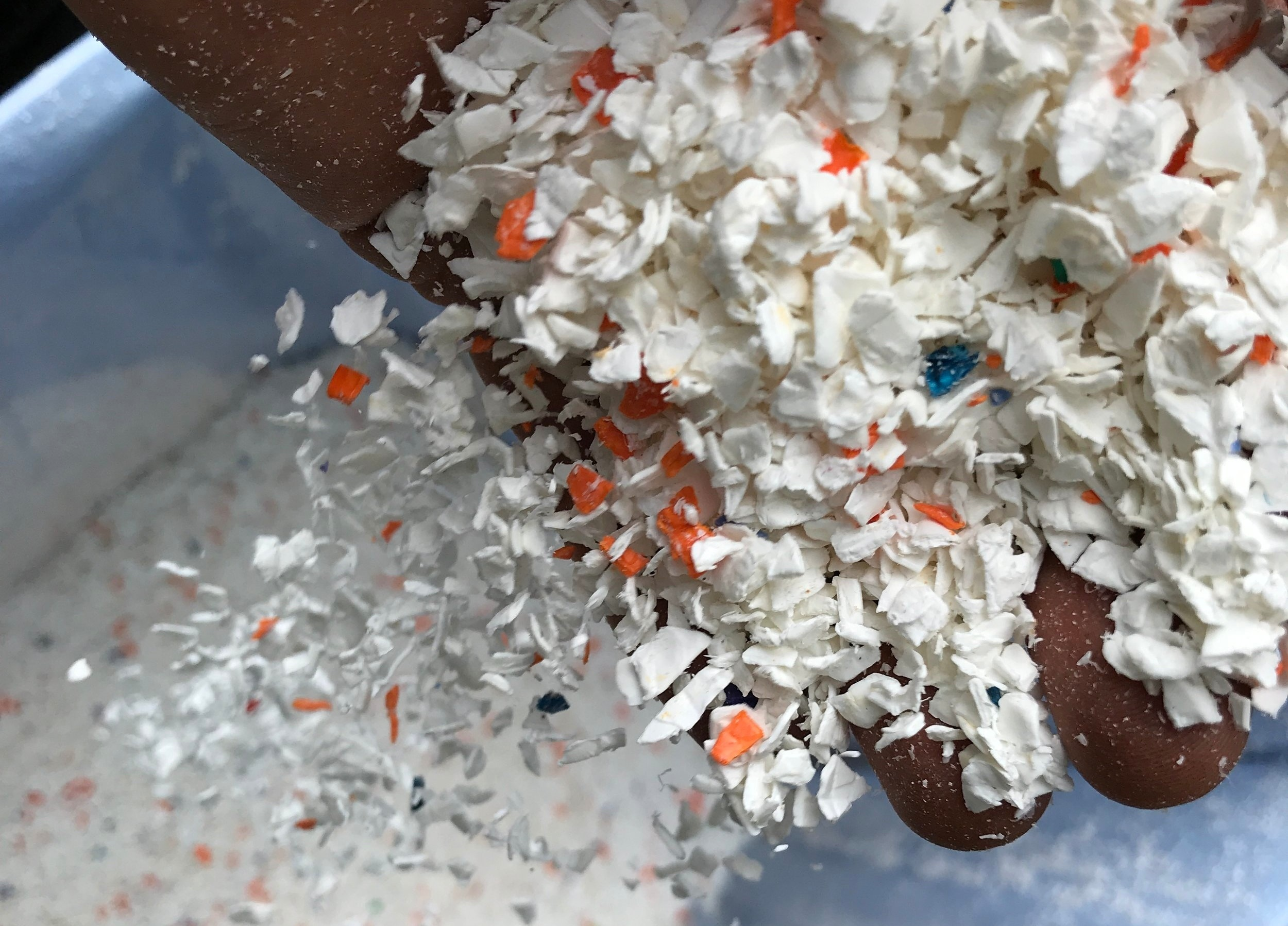 WE SORT YOUR PLASTIC WASTE - Trebo offers Sorting as a Service for all your industrial plastic waste – mixtures containing up to four different types such as ABS/POM/PA/PS etc.Call us at +45 22 41 99 03 and we will transform your waste into a valuable asset!