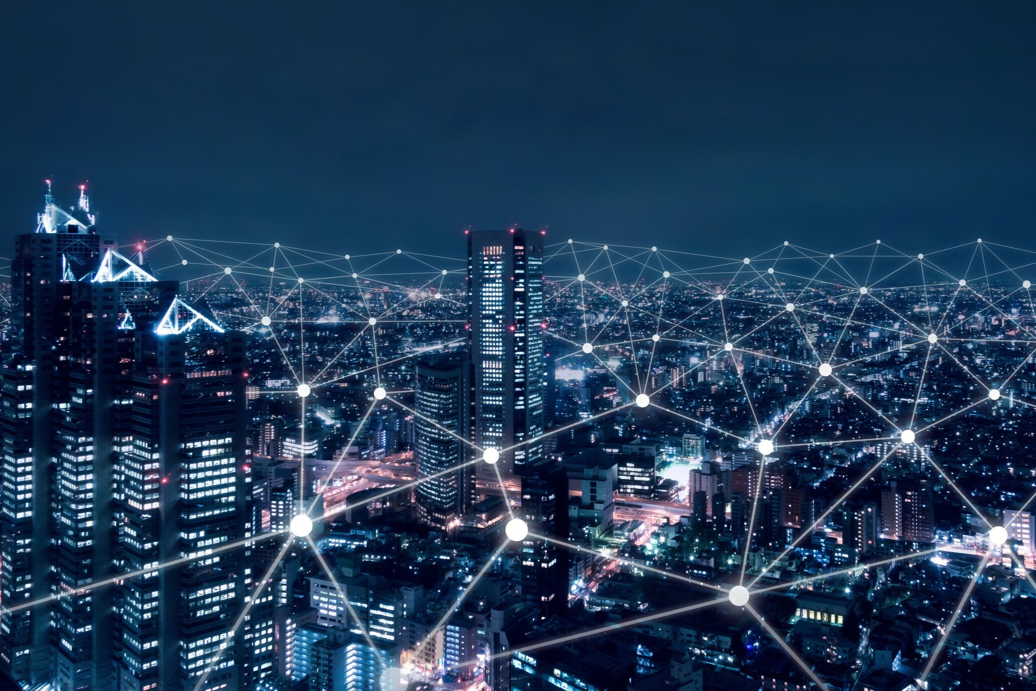 44 Cities, 34,000 Devices - Mesh 4G networks have been installed all over the United Kingdom are are currently providing networked communications to 44 towns and cities.