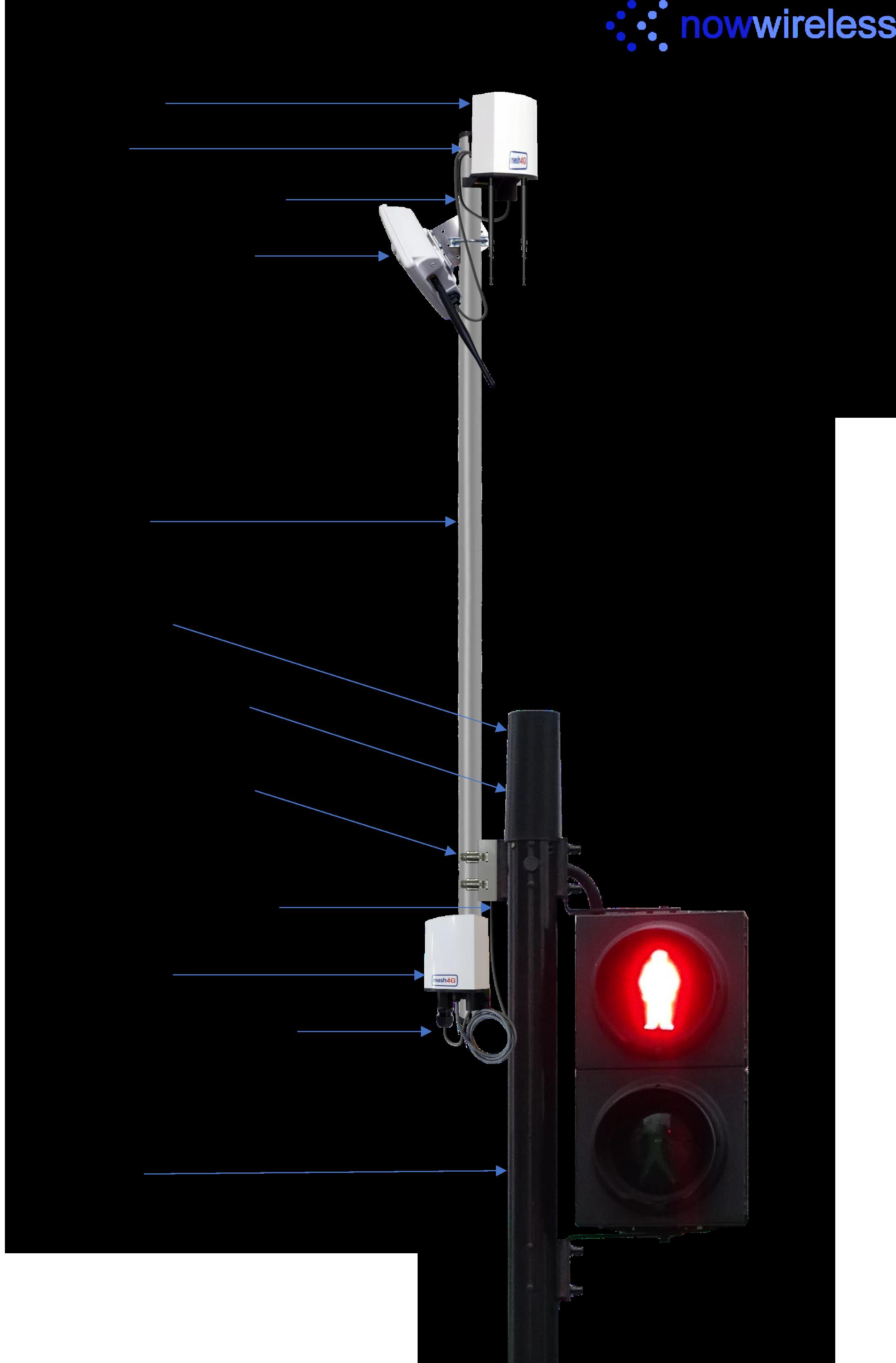 VMAe + IA71 - Traffic Light Mounting