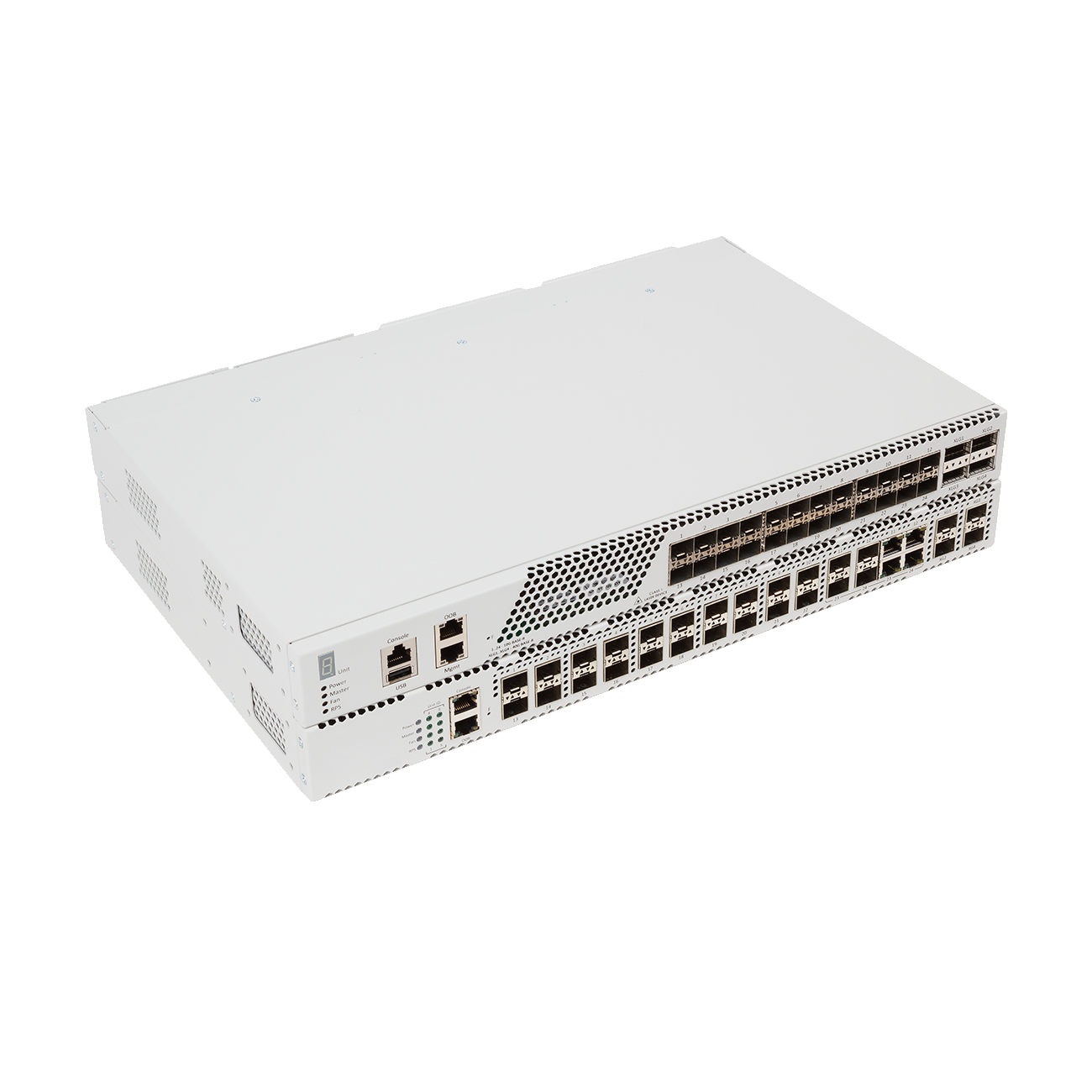 Central Mesh Router - Seamless routing of data between fixed and wireless network infrastructure using the Mesh 4G proprietary QCMR protocol.