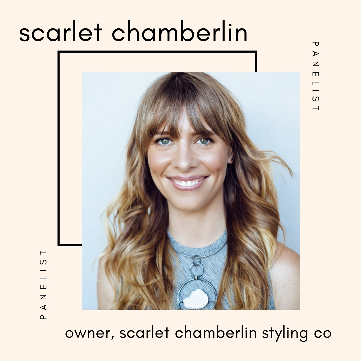 scarlet chamberlin the sustainable fashion forum Portland Oregon
