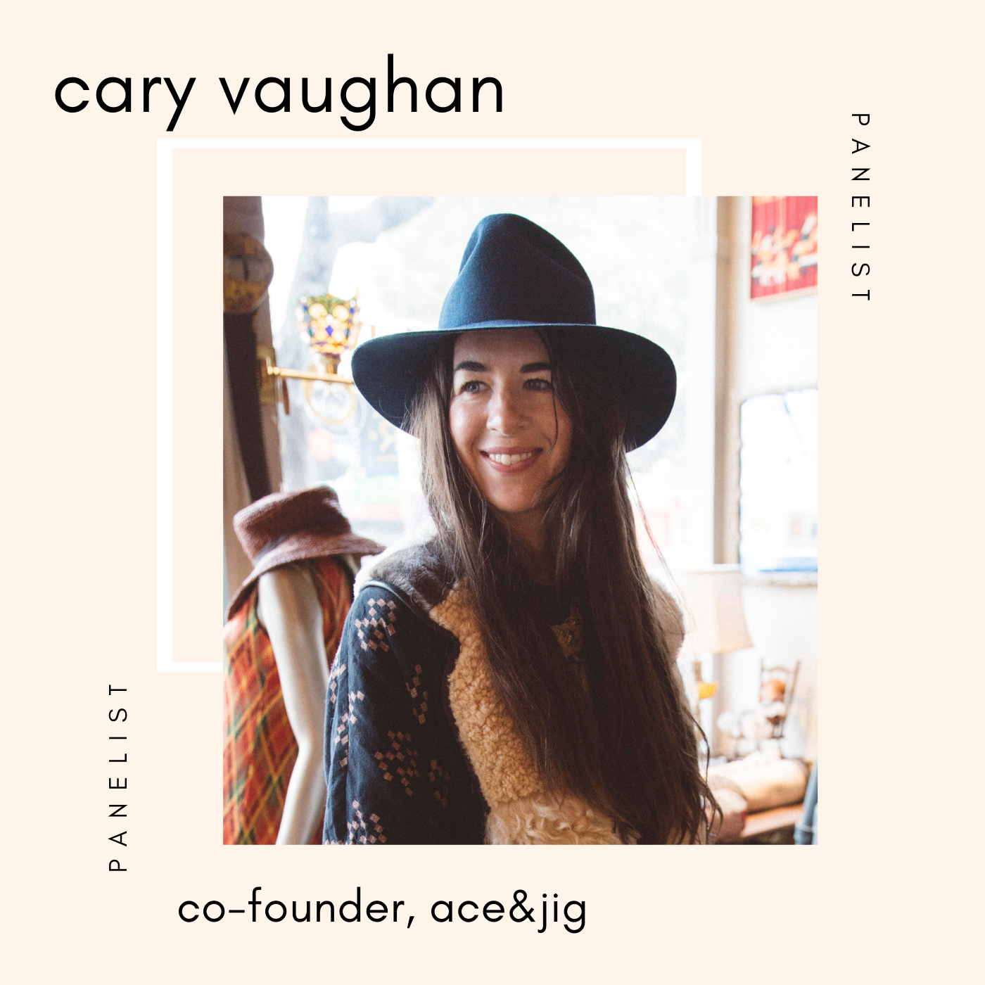Cary Vaughan - portland - sustainable fashion forum