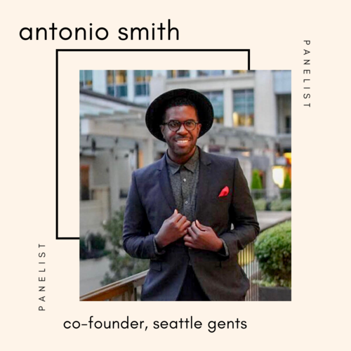 Seattle gents speaker at the sustainable fashion forum