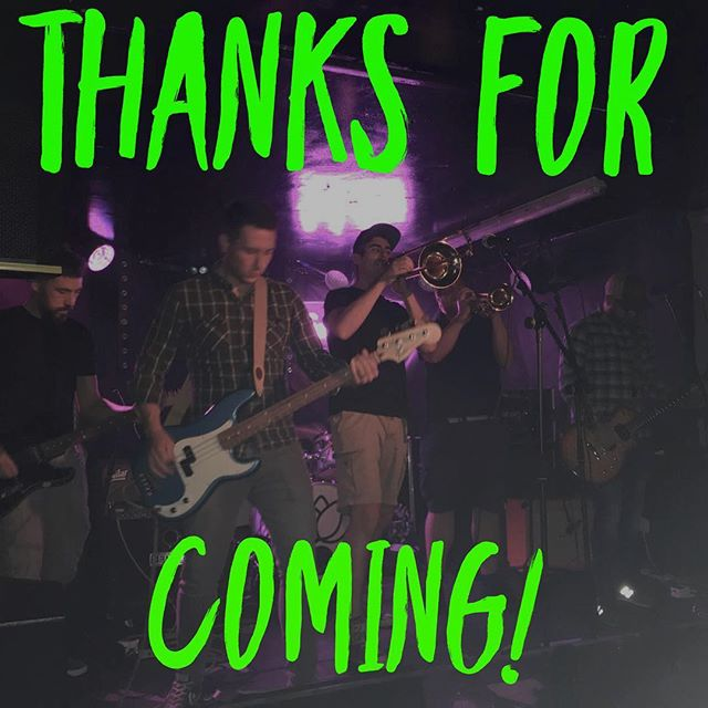 Thanks to everyone who came to @suburbiasoton last night, great gig supporting @assirensfall . . #Weknowjohn #poppunk #ukpoppunk #punkrock #poppunksnotdead #punk #band #bandlife #drums #drummer #guitar #guitarist #guitarplayer #bass #bassguitar #bassist #vocals #trumpet #trombone #gig #gigging #poppunkmemes #unsignedartist #emo #goth #bandphotography #rock #alternative