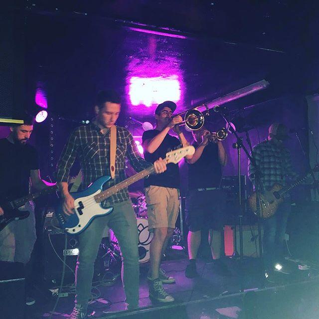 Great Show with great bands, what a weekend. . . #Weknowjohn #poppunk #ukpoppunk #punkrock #poppunksnotdead #punk #band #bandlife #drums #drummer #guitar #guitarist #guitarplayer #bass #bassguitar #bassist #vocals #trumpet #trombone #gig #gigging  #unsignedartist #emo #goth @suburbiasoton #rock #alternative #hornsection