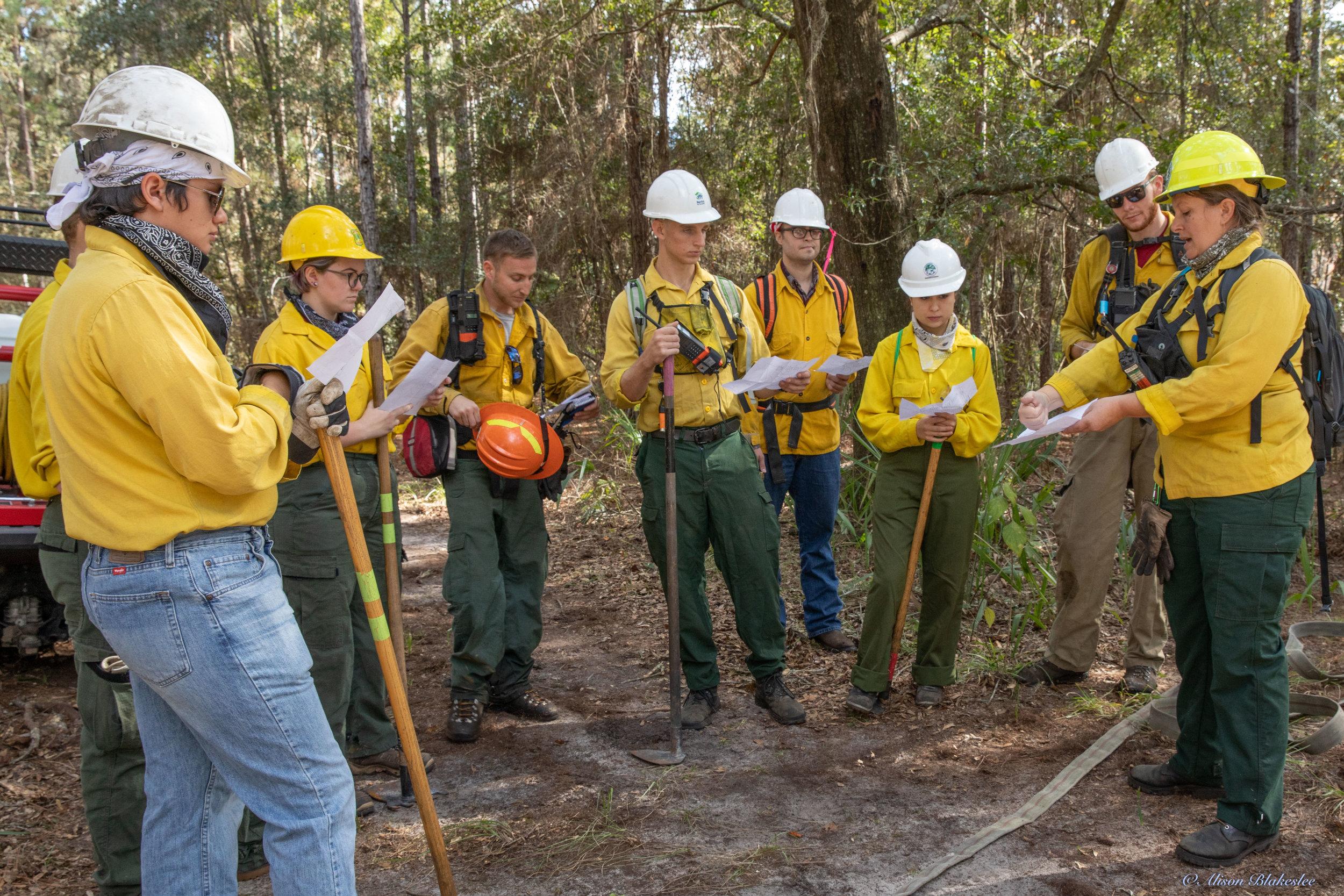Natural Resource Management (outdoor) -