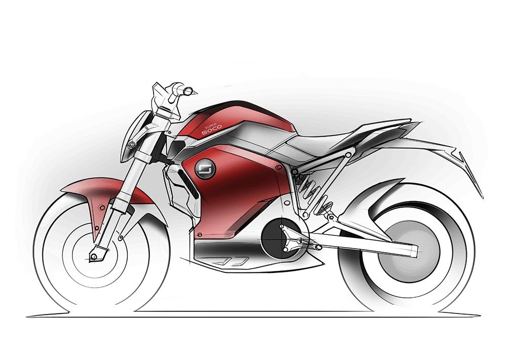 ....Skapandet..The creation..The creation..The creation..The creation.... - ....Super SOCOs historia startade - som de flesta andra idéer - på ett enkelt papper. Medan de flesta designidéer från hela världen aldrig kommer att förverkligas, så var SOCOs designers helt övertygade om att de skapade den ultimata elektriska motorcyklen / mopeden. Dess futuristiska naturliga utseende och dess tidlösa karaktär har blivit verklighet utan några kompromisser...When a sketch becomes realitySuper SOCO's history started – like most other ideas – on a simple sheet of paper. Whereas most design ideas from all over the world will never be put into actual products or vehicles, SOCO's designers were absolutely confident that they created the ultimate electric motorbike / moped. Its futuristic but natural look and its timeless character have been put into reality without any compromises. Created for E-Mobility of tomorrow. And the day after tomorrow...When a sketch becomes realitySuper SOCO's history started – like most other ideas – on a simple sheet of paper. Whereas most design ideas from all over the world will never be put into actual products or vehicles, SOCO's designers were absolutely confident that they created the ultimate electric motorbike / moped. Its futuristic but natural look and its timeless character have been put into reality without any compromises. Created for E-Mobility of tomorrow. And the day after tomorrow...When a sketch becomes realitySuper SOCO's history started – like most other ideas – on a simple sheet of paper. Whereas most design ideas from all over the world will never be put into actual products or vehicles, SOCO's designers were absolutely confident that they created the ultimate electric motorbike / moped. Its futuristic but natural look and its timeless character have been put into reality without any compromises. Created for E-Mobility of tomorrow. And the day after tomorrow...When a sketch becomes realitySuper SOCO's history started – like most