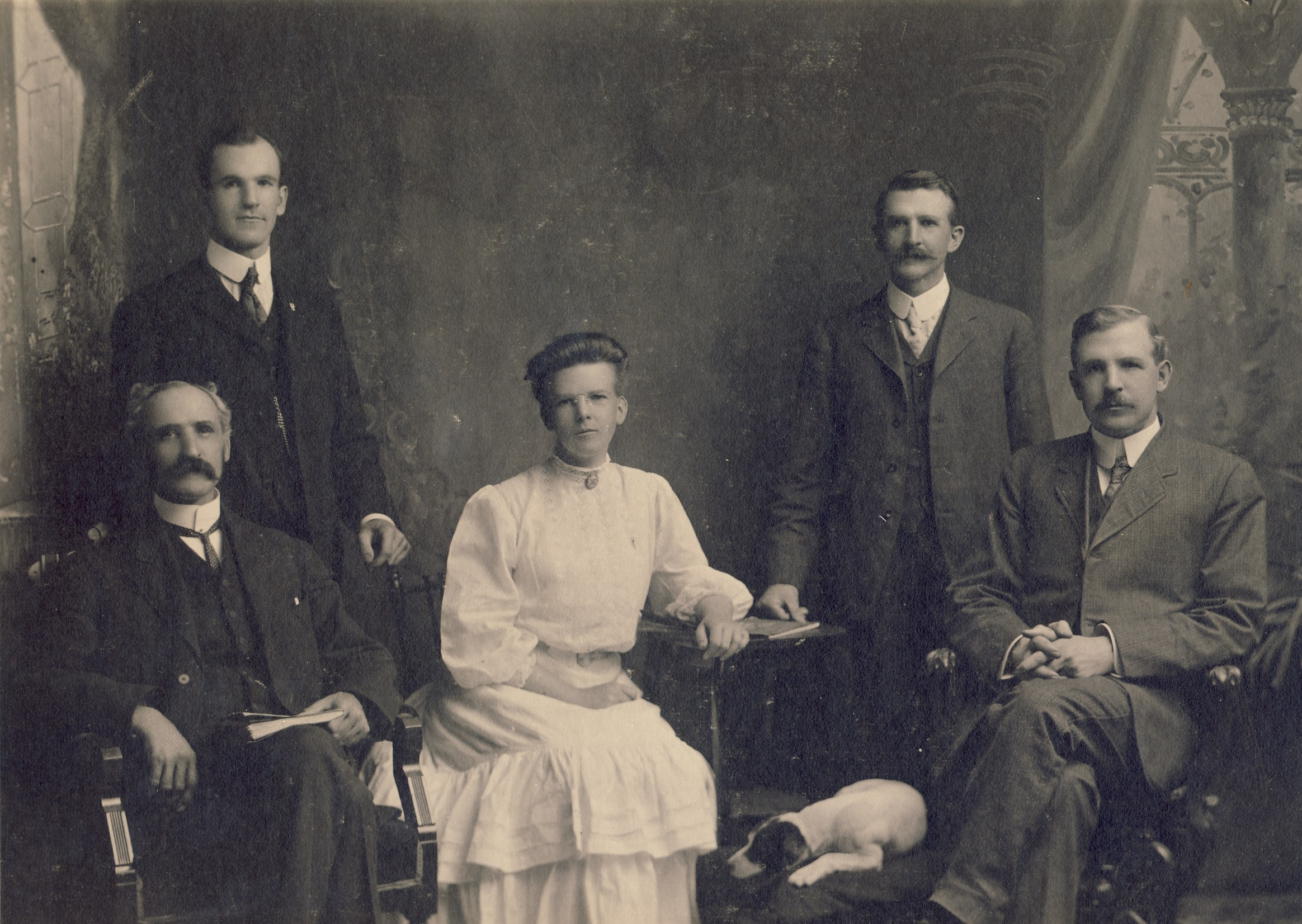 The Dayfoot Family