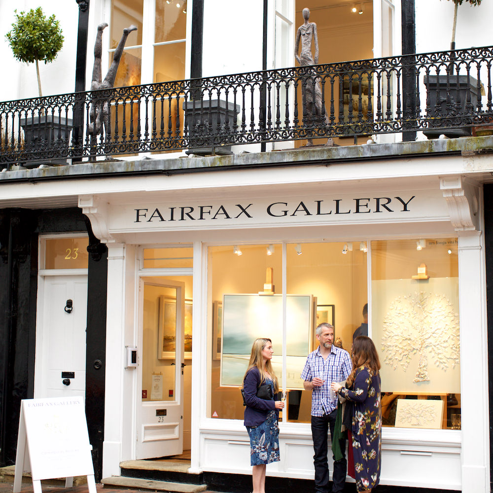Fairfax Gallery Tunbridge Wells party -