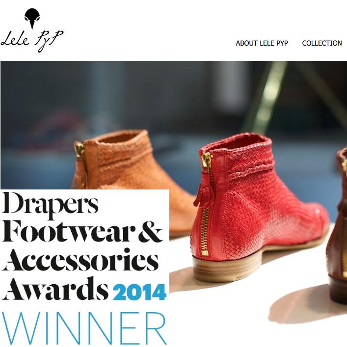 Lele PyP shoes Mayfair London -