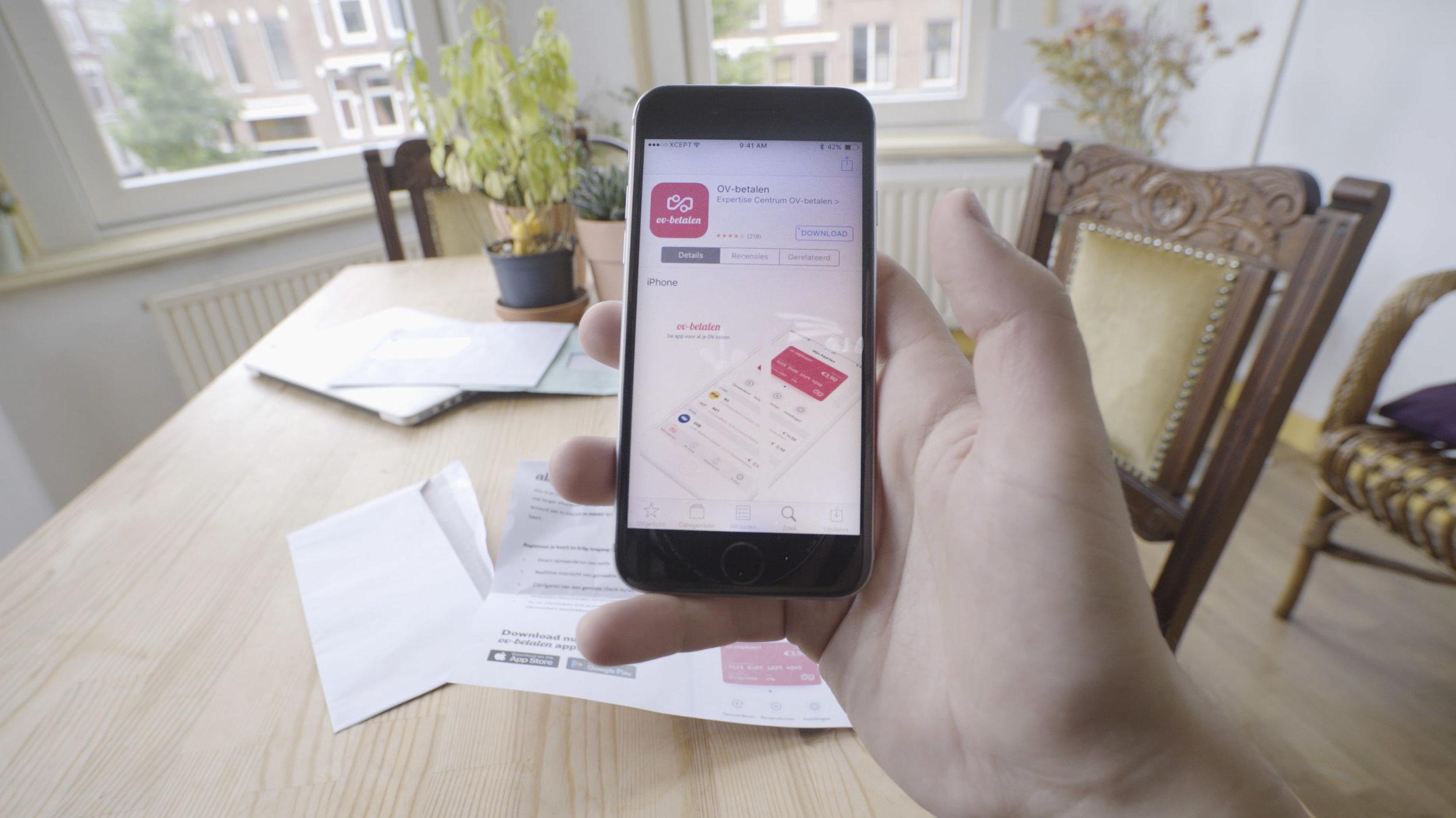 OV-BETALEN APP | OV-chipkaart