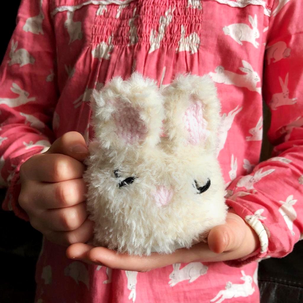 Personalised Bunny Mug Cosy