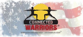The Connected Warriors, Inc. mission is to provide evidence based Trauma-Conscious yoga therapy programs for Servicemembers, Veterans and their Families while establishing a new and progressive safe haven community for all military members, their families and volunteers worldwide. Our teachers are trained in trauma conscious yoga through our organization. All our classes are taught with all capabilities in mind and offer modifications for those that need it. Classes are at no cost to participants and equipment is provided for the students however you are welcome to bring your own mat. Water and a towel if you tend to sweat a lot would be ideal to bring to class.