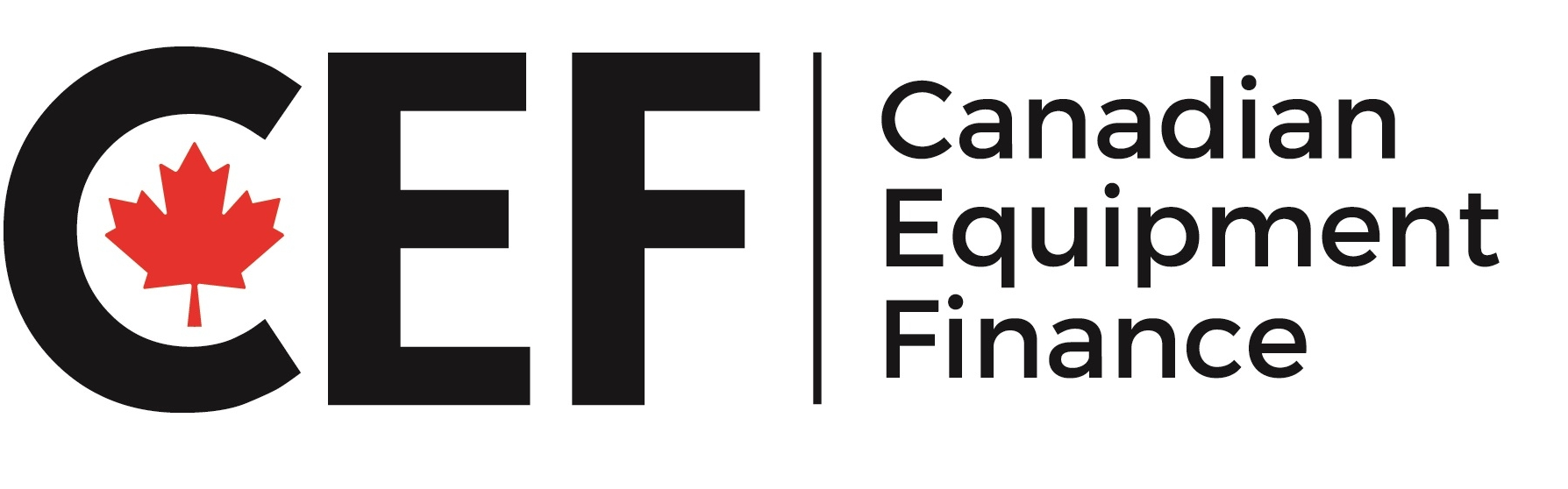 Official Logo: Canadian Equipment Finance