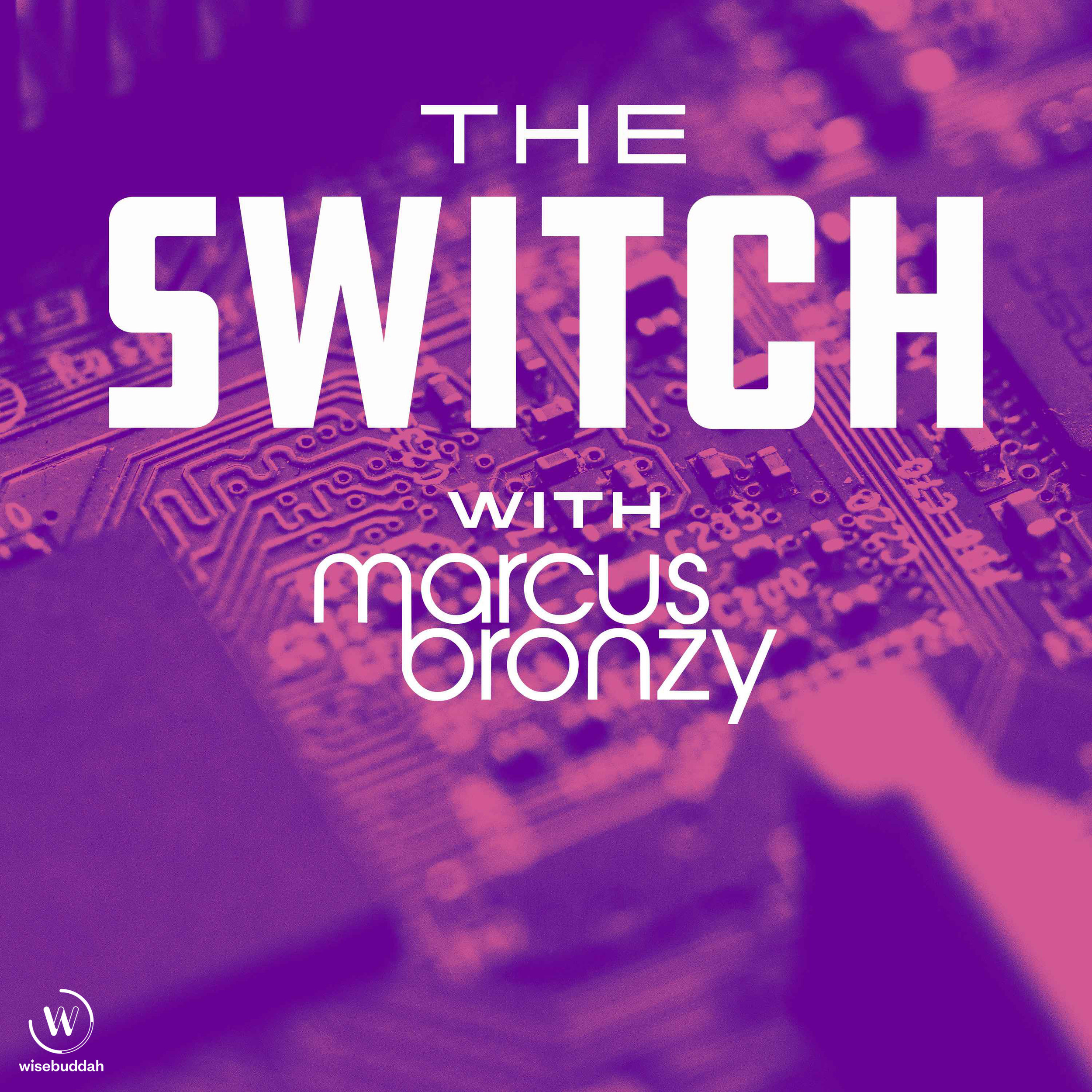 Marcus Bronzy - Host Marcus Bronzy takes you on a journey into the very human stories behind the technology that is switching up the world as we know it.