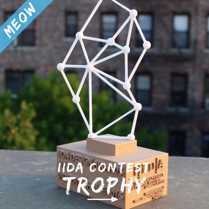 IIDA Design Award Trophy.jpg