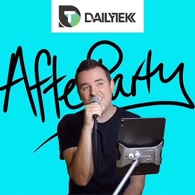 The AfterParty podcast is back and its here to stay. Don't miss the first real episode - hit the link in the profile to listen/watch NOW! Look for new episodes every Friday filled with tech and Apple talk, what's new at DailyTekk (and BTS info) and more. Shout @traylittle who made the intro music. Welcome to The AfterParty... #apple @podcasts