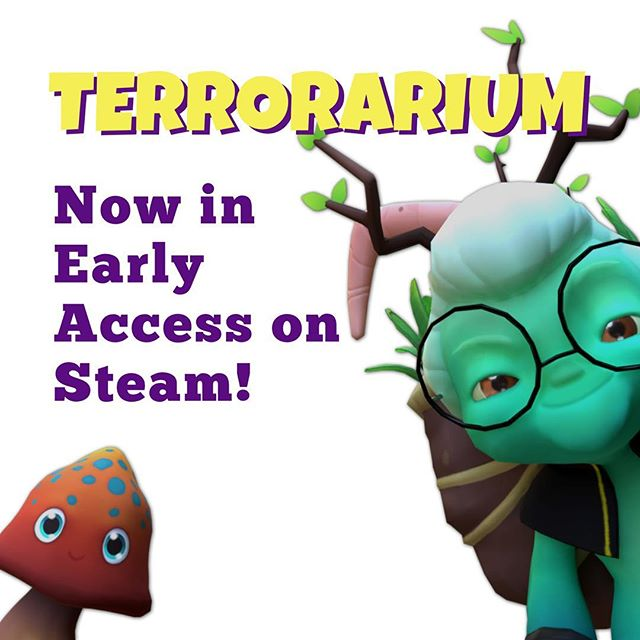 ‪Terrorarium is in Early Access! We are so excited to share what we have built with you.
