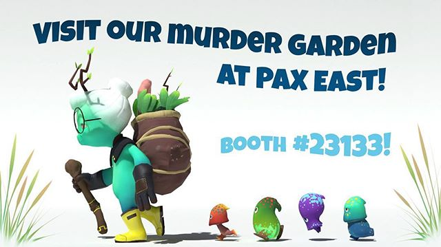 !The rumours are true: #Terrorarium is heading to #PAXEast⁠ ⁠ ! Come see us at Booth #23133. We can't wait!  #PAX #paxeast2019 #gamecon #gamedev #gamedevelopment #indiedev #indiegame #charactermodeling #indiestudio #monsters