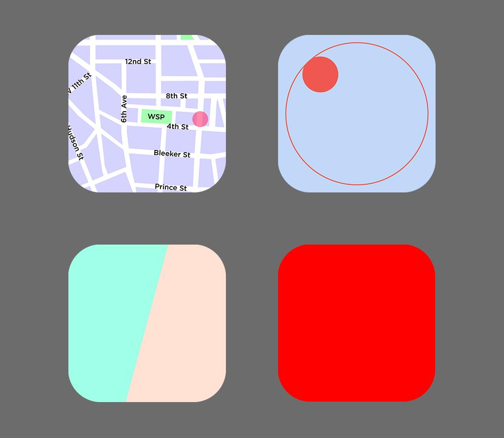 iOS App Development Experiments