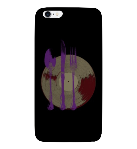 """Let's Eat"" - $19.99 - iPhone Case"