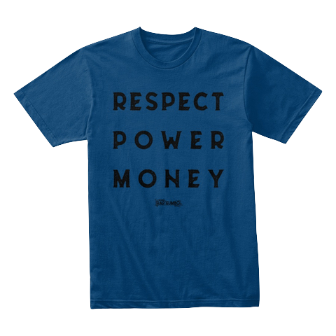 """RPM"" - $30.00 - Cool Blue T-Shirt"