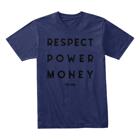 """RPM"" - $30.00 - Navy Blue T-Shirt"